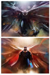 Batman and Superman by AndyFairhurst