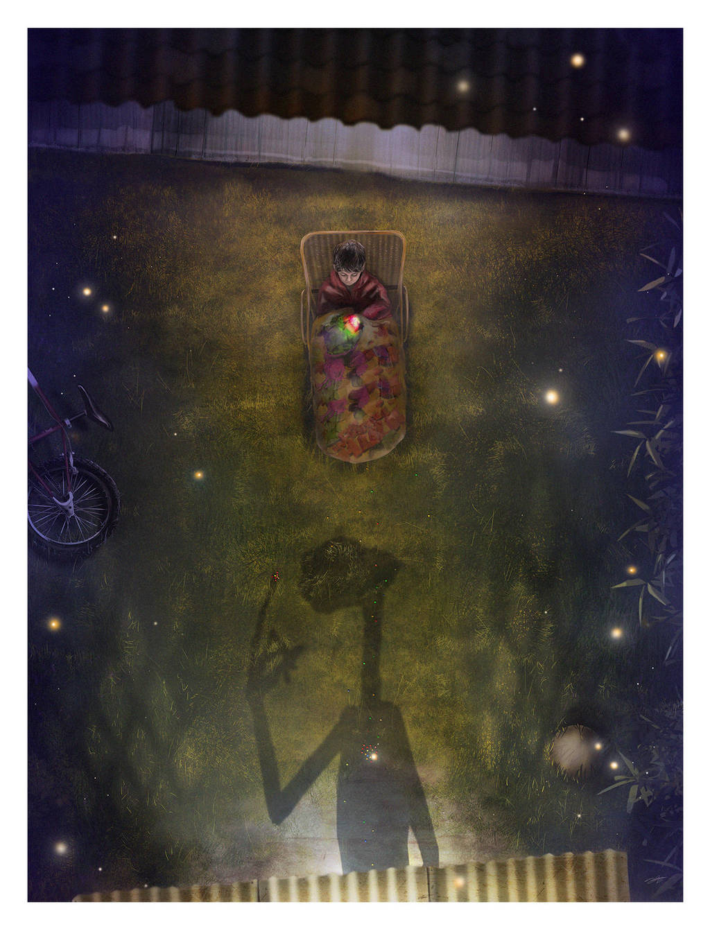 E.T. Nerds Eye View by AndyFairhurst