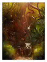 The Jungle Book by AndyFairhurst