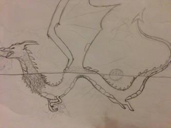 Westerly Eastern Dragon by rayvehn-croe
