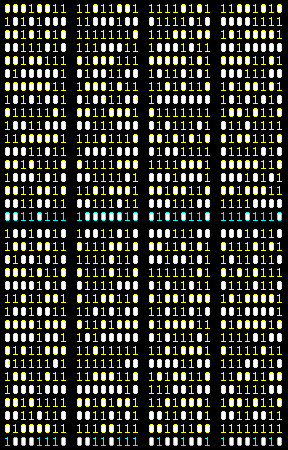 Binary What by MDude