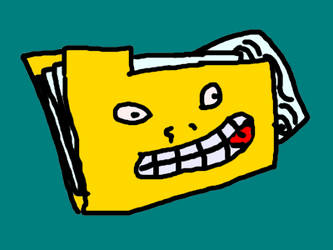 Smug Folder by MDude