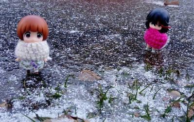 On Ice by AkaiChounokoe