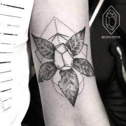 third tattoo by emreinanc