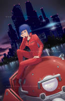 Ghost in the shell / Arise by Elementis