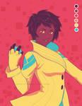 Pokemon Go : Candela / Team Valor by Elementis