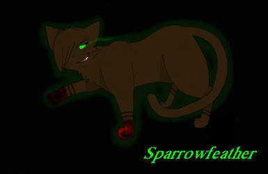 Sparrowfeather by Twisted-Rose-Thorns