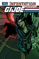 G.I.Joe Infestation issue 1 by GioTim