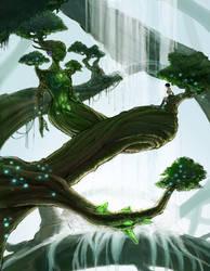 Nature's Domain by zazB