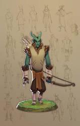 The Guards - Ranger by zazB