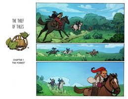 The Thief of Tales 1-1 by zazB