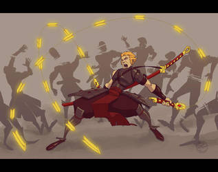 Blade Master by zazB