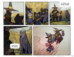 The Thief of Tales 4-32 by zazB