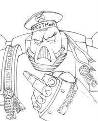 Angry marines by muaythai40000