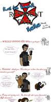Resident evil meme by Niban-Destikim