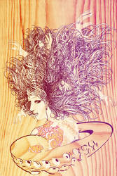 Lady of the sea by cjames
