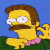 Ned Flanders  -  Riddly Diddly by Manieac226