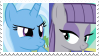 Mauxie Stamp by lapislight