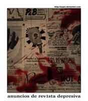 anuncios de rev1sta depresiva by leopic