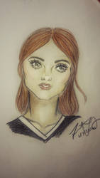 Just a sketch by TheArtSpork