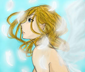 Angel by FallingFromSanity