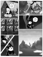 Epic Mickey Graphic Novel pg84 by DelDiz
