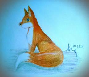 Little Fox by Akira1412