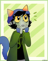 What are you looking at- by Winterter