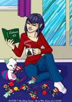 Christmas 101 by Gwennafran