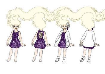 Stella Round 5 Concept Art by Gwennafran