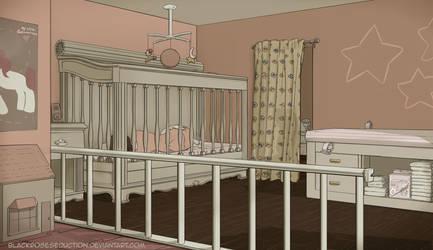 Elegant Touch: Nursery by Rosie-BRS
