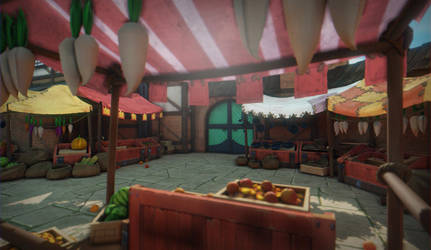Airborn harbour update by polyphobia3d