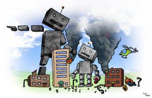 Bad Robo by DESIGNOOB