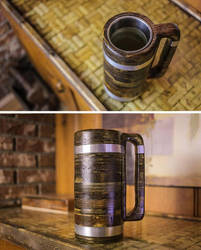 Plywood Cup by DESIGNOOB