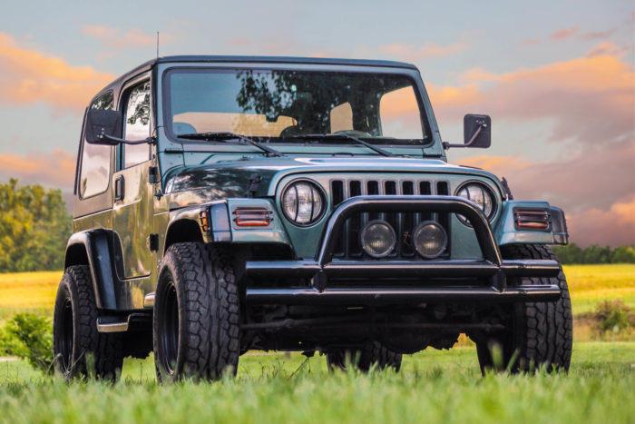 Jeep by DESIGNOOB