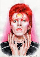 Ziggy Stardust by OlyaGvozdeva