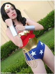 Wonderwoman Cosplay by palchan