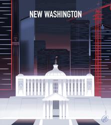 New Washington by phantomthepencil