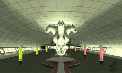 New Washington Metro by phantomthepencil