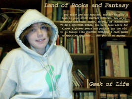 Geek of Life devID by Crazy-Book-Worm