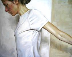 Self_Portrait, Between by HeatherHorton