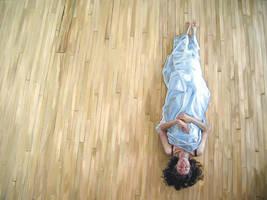 Draped Portrait by HeatherHorton