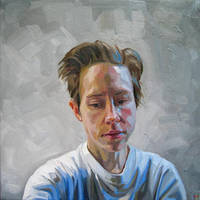 Self_Portrait_Bedhead by HeatherHorton