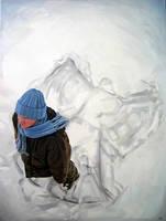 Snow Angel by HeatherHorton