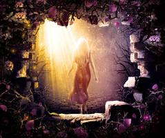 My Sweet Magical Garden by PsdDude