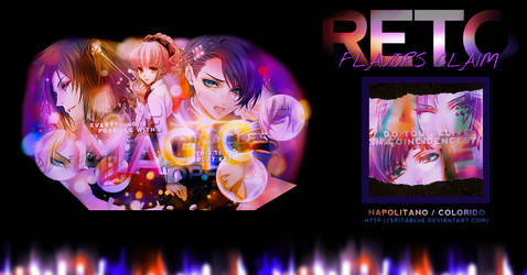[Reto] Taste of colors by SritaBlue