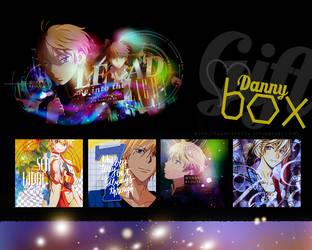 Gift Box - Danny by SritaBlue