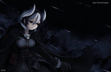 Ozen The Immovable by NickniceTH