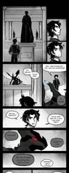 Comic: Zekrom + King of Ideals, Reminiscence by piyostoria
