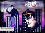 Wallpaper Hells Contracorriente by ODH77